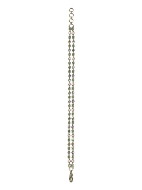 Sorrelli CUPCAKE-Crystal Strands Bracelet~ BCM4ASCUP