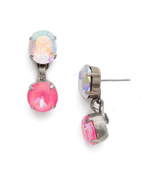Sorrelli Electric Pink - Ansley Dangle Earrings~ EET18ASETP