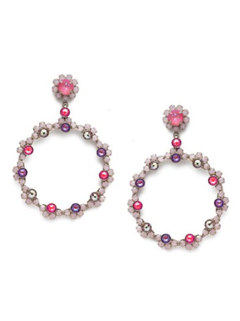 Sorrelli Electric Pink -Cirque Statement Earrings~ EBP50ASETP