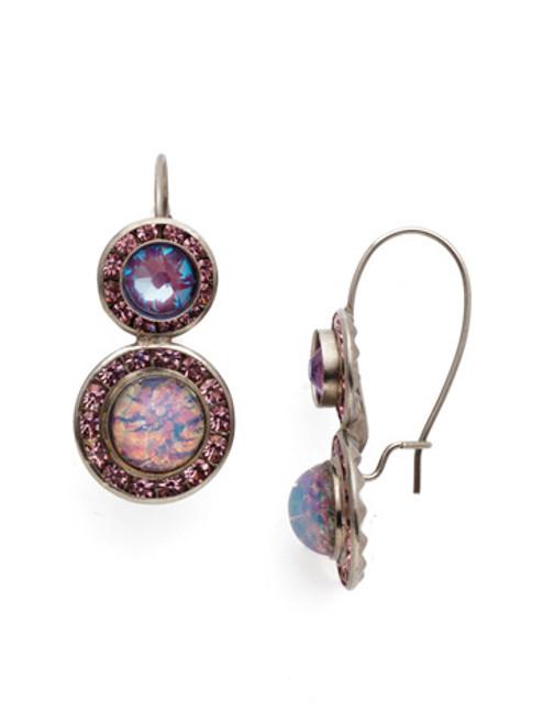 Sorrelli Electric Pink -Hartford Dangle Earrings~ EET13ASETP