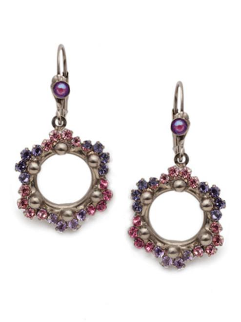 Sorrelli Electric Pink -Leva Statement Dangle Earrings~ EET8ASETP