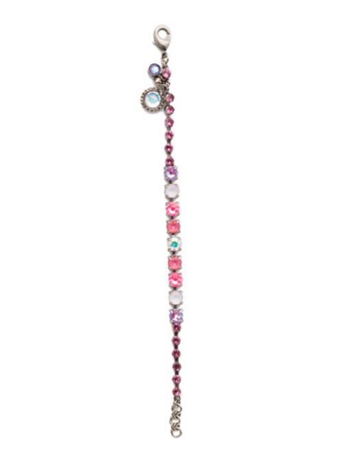 Sorrelli Electric Pink - Audriana Tennis Bracelet~ BET37ASETP