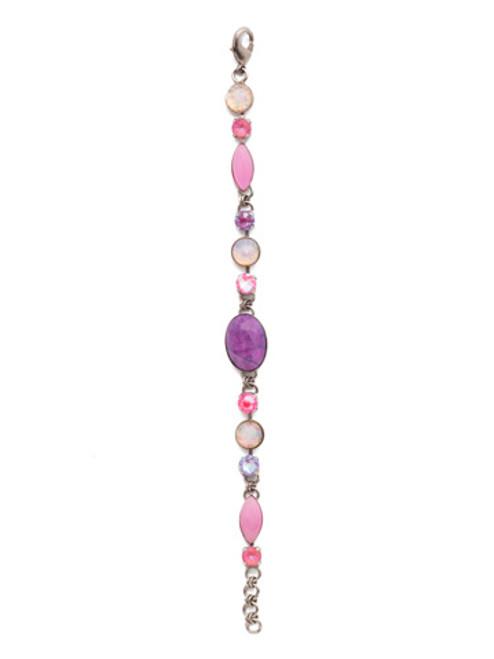 Sorrelli Electric Pink - Astro Tennis Bracelet~ BET4ASETP