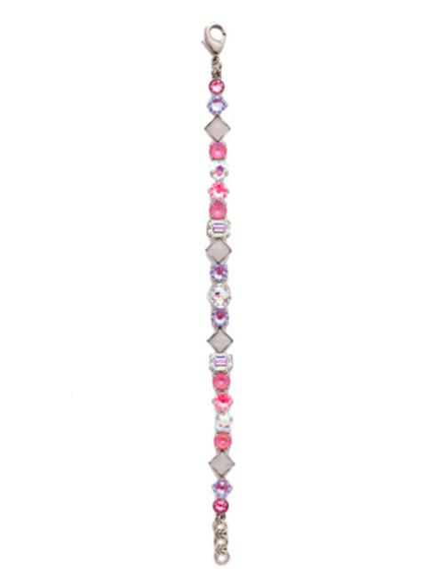 Sorrelli Electric Pink - Sedge Tennis Bracelet~ BDX1ASETP
