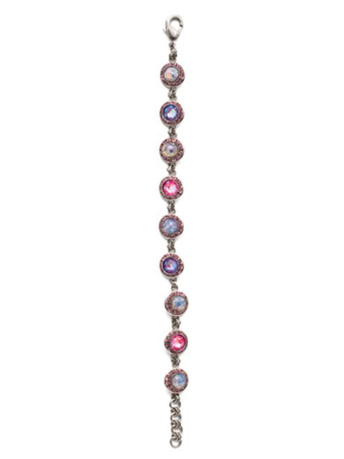 Sorrelli Electric Pink - Wilfred Tennis Bracelet~ BET15ASETP