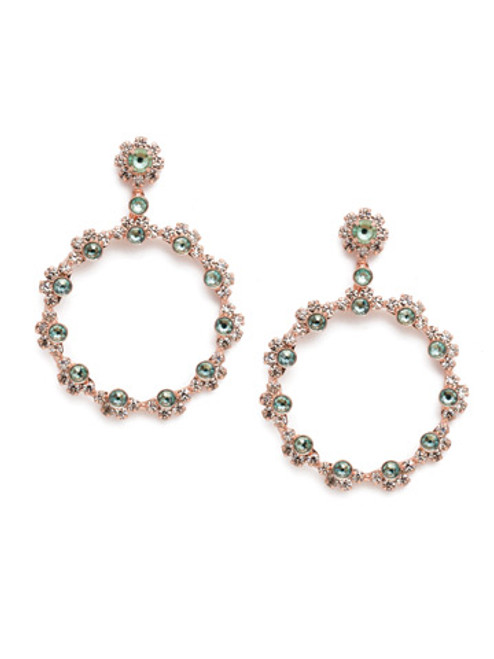 Sorrelli Crystal Azure -Cirque Statement Earrings~ EBP50RGCAZ