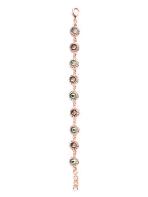 Sorrelli Crystal Azure - Wilfred Tennis Bracelet~ BET15RGCAZ