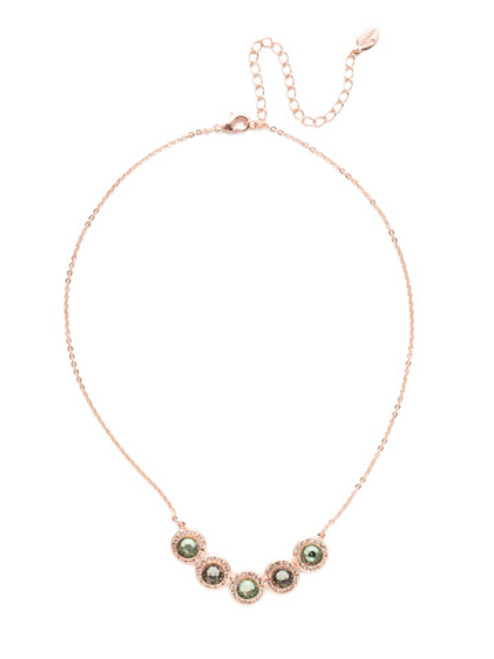 Sorrelli Crystal Azure - Saylor Pendant Necklace~ NET14RGCAZ