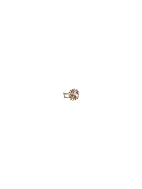 Sorrelli Dixie- Crystal Cushion Ring~ RCG2ASDX