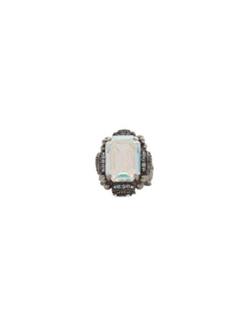 Sorrelli Dixie-Anything But Ordinary Crystal Cocktail Ring~ RCK8ASDX