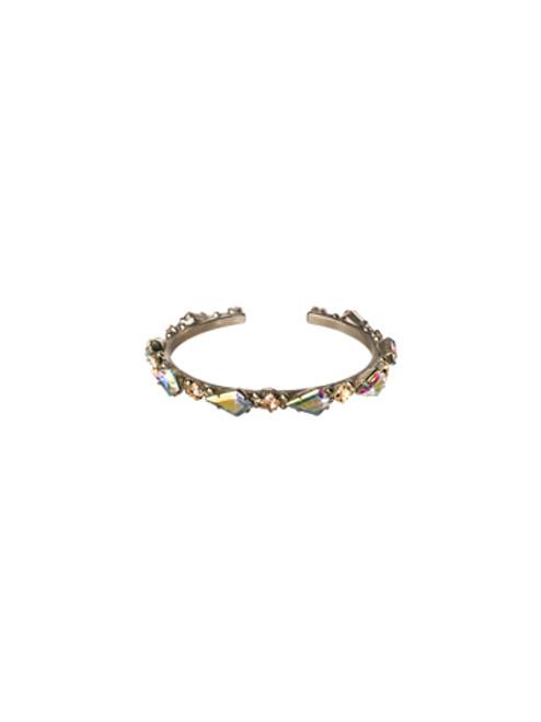Sorrelli DIXIE- A Vision In Sparkle Crystal Cuff Bracelet~ BCQ5ASDX