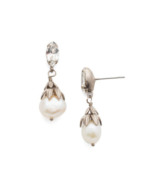 Sorrelli Crystal - Jovi Dangle Earrings ~ 4EEF5ASCRY