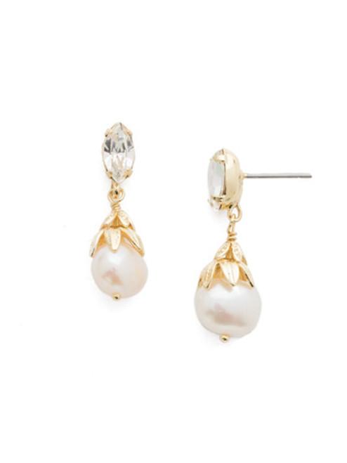 Sorrelli Crystal - Jovi Dangle Earrings ~ 4EEF5BGCRY
