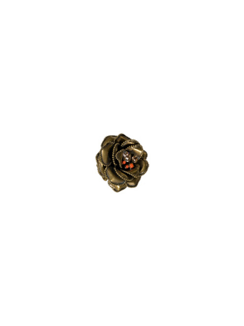 Sorrelli Andalusia- Blooming Beauty Ring~ RCL37AGAND