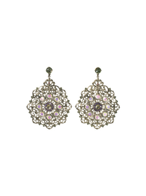 Sorrelli CUPCAKE-Intertwined Intensity Earrings~ ECP24ASCUP