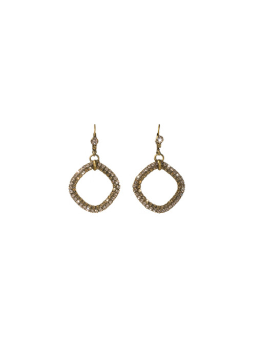 Sorrelli Andalusia- Forever Together Earrings~ ECL11AGAND