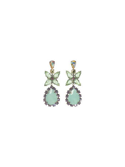 Sorrelli CUPCAKE- Bauble Blossom Earrings~ ECP21ASCUP