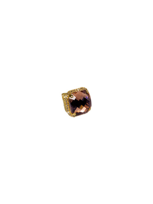 Sorrelli Andalusia- Kaleidoscope Cocktail Ring~ RCL18BGAND
