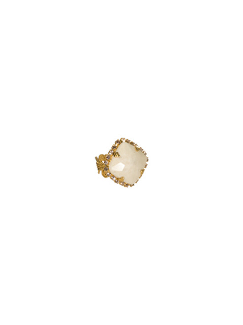Sorrelli Andalusia- Divinely Diamond Ring~ RCL7BGAND