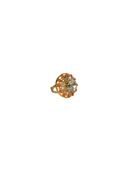 Sorrelli Andalusia- Stone-Studded Ring~ RCL2BGAND