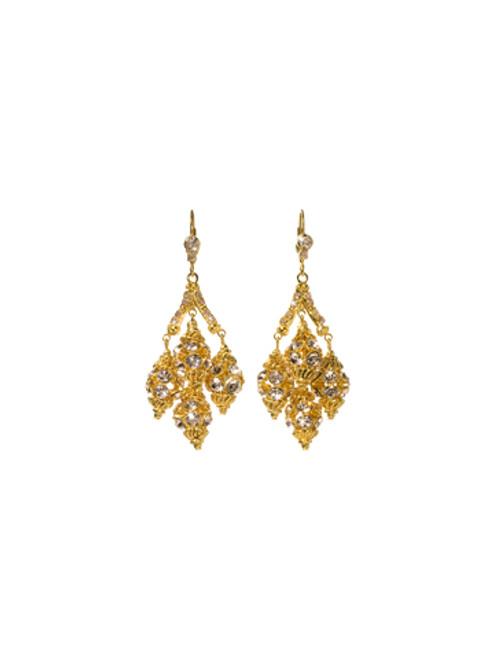 Sorrelli Andalusia-Glittering Glitz Earrings~ ECL24BGAND