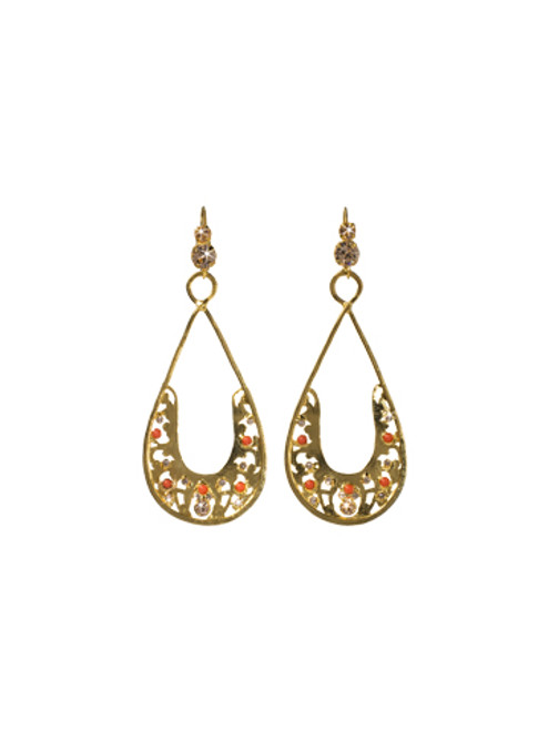 Sorrelli Andalusia- Lucky You Earrings~ ECL45BGAND