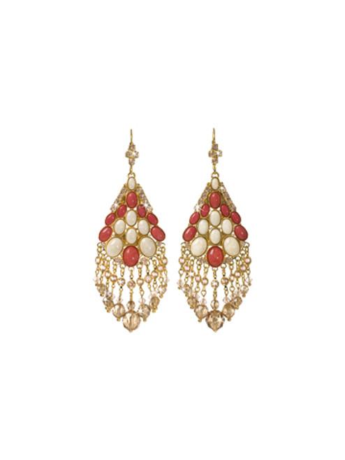 Sorrelli Andalusia- Fancy Fringe Earrings~ ECL31BGAND