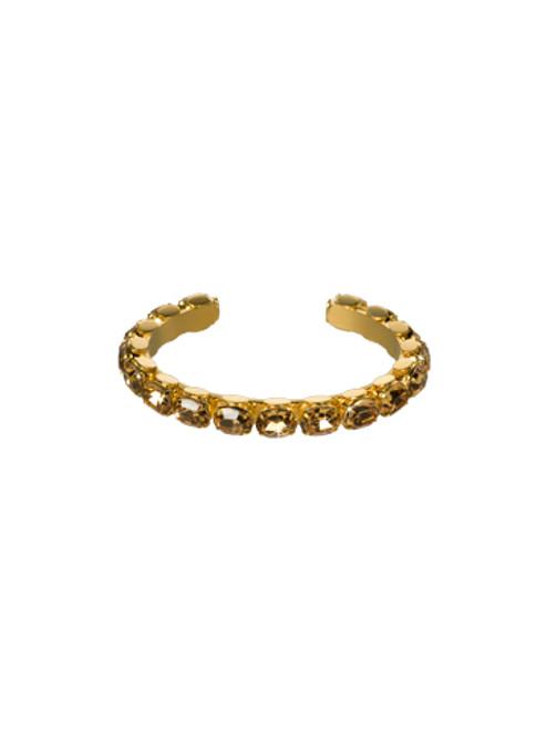 Sorrelli Andalusia- Broken Halo Cuff Bracelet~ BCL33BGAND