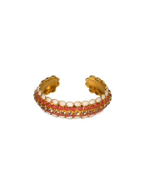 Sorrelli Andalusia- Sugary Sweet Cuff Bracelet~ BCL3BGAND