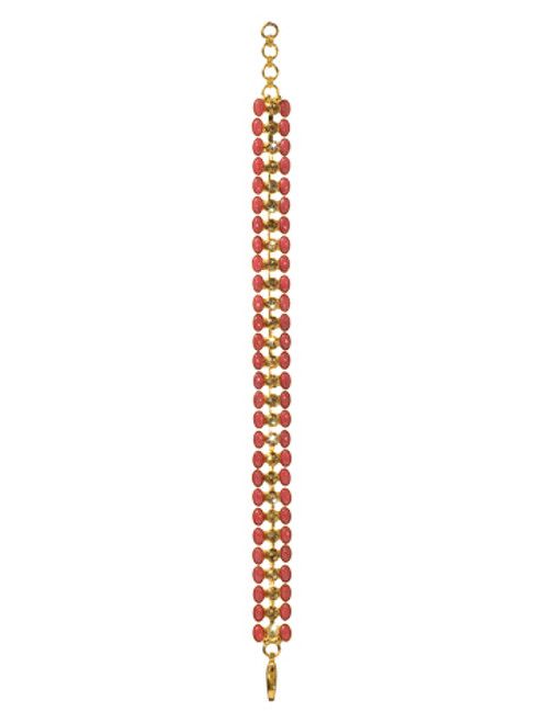 Sorrelli Andalusia- Loads of Layers Bracelet~ BCL8BGAND