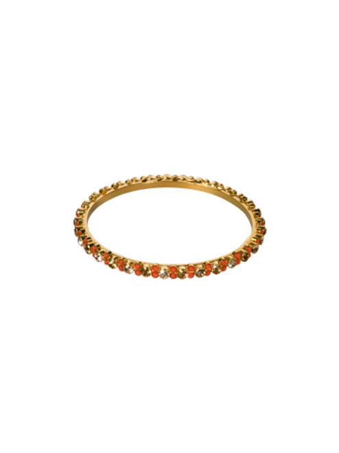 Sorrelli Andalusia- Stone-Studded Bangle Bracelet~ BCL2BGAND