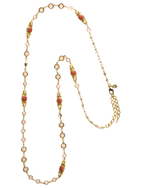 Sorrelli Andalusia- Remember Me Long Strand Necklace~ NCL22BGAND