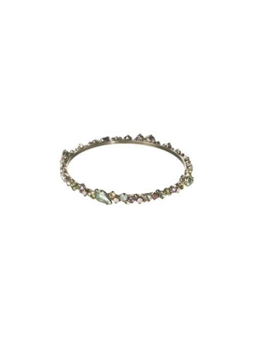 Sorrelli CUPCAKE Bundle of Bling Bangle Bracelet~ BCP19ASCUP