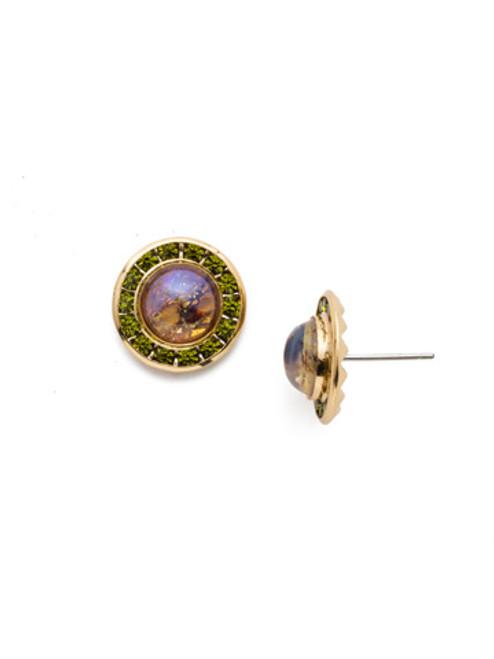 Sorrelli CASHMERE - Kaia Stud Earrings ~ EET10BGCSM