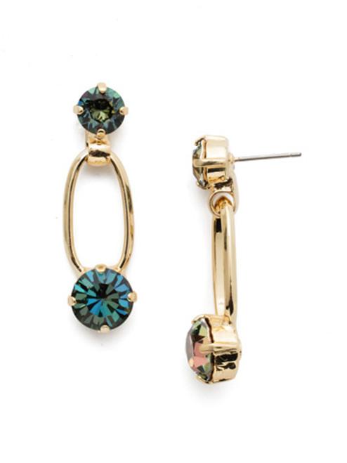 Sorrelli CASHMERE - Milania Dangle Earrings ~ EET2BGCSM