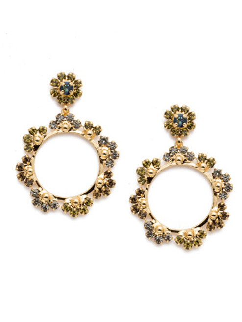 Sorrelli CASHMERE - Bryn Statement Earrings ~ EEP82BGCSM