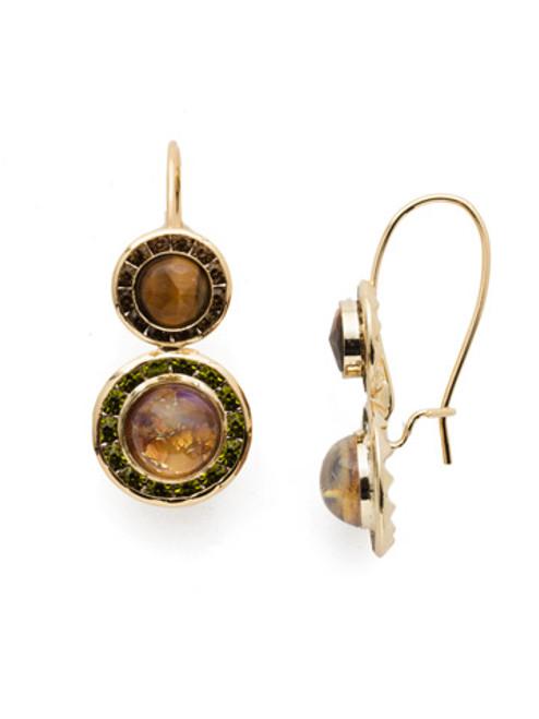 Sorrelli CASHMERE - Hartford Dangle Earrings ~ EET13BGCSM