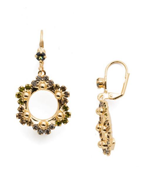 Sorrelli CASHMERE - Leva Dangle Earrings ~ EET8BGCSM
