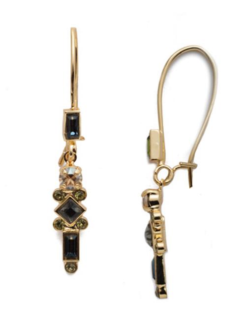Sorrelli CASHMERE - Willa Dangle Earrings ~ EET55BGCSM