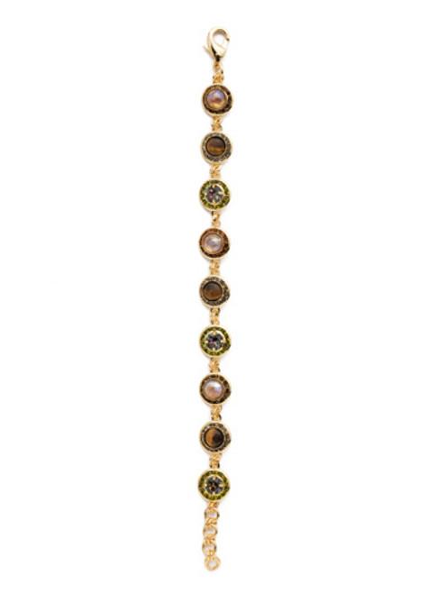 Sorrelli CASHMERE - Wilfred Tennis Bracelet~ BET15BGCSM