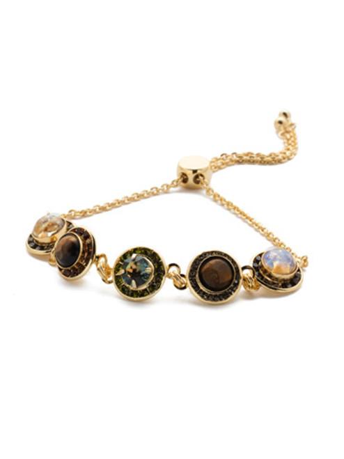Sorrelli CASHMERE - Saylor Slider Bracelet~ BET14BGCSM