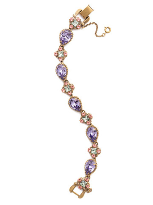 Sorrelli Bohemian Bright- Posey Bracelet~ BDT9AGBHB