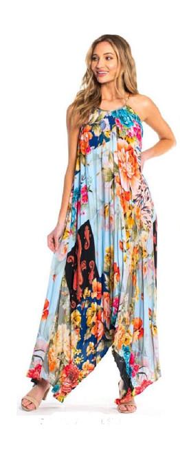 "Tolani ""Bay"" Dress~Azure-20204"