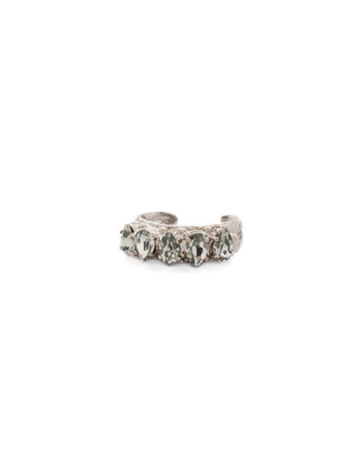 ARMY GIRL- Carbon Copy Crystal Ring by Sorrelli~ RDN9ASAG