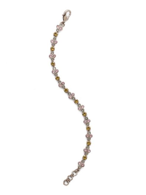 ARMY GIRL - One Of A Kind Crystal Bracelet by Sorrelli~ BDN48ASAG