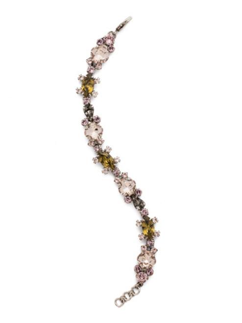 ARMY GIRL - Classic Crystal Bracelet by Sorrelli~ BDN66ASAG