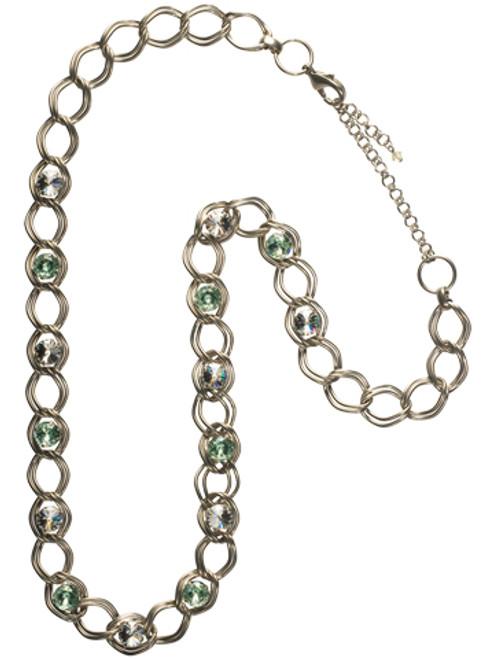 Sorrelli ATLANTIS- Twisted Shine Necklace~ NCM58ASAT