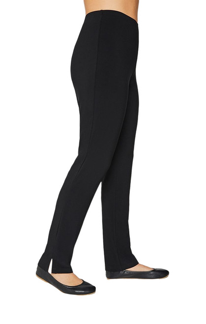 Narrow Pant Long by Sympli-2748L-Black