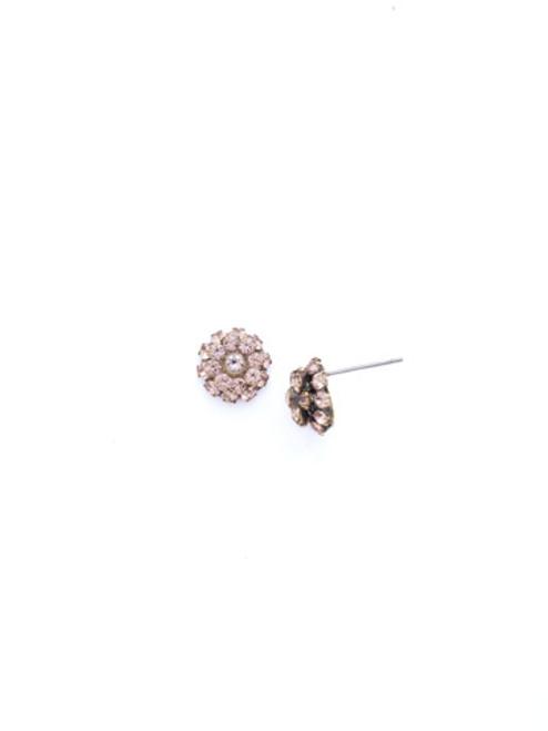 SORRELLI APRICOT AGATE- One Of A Kind Post Earrings~ EBS17AGAP