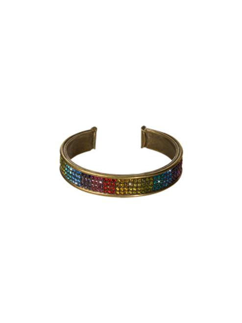 Sorrelli AZTEC- Rainbow Cuff Bracelet~ 4BH33AGAZT